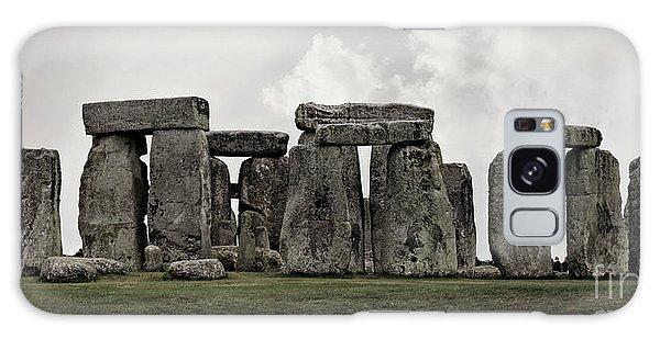World Religion Galaxy Case - Stonehenge -- Mood 2 by Stephen Stookey