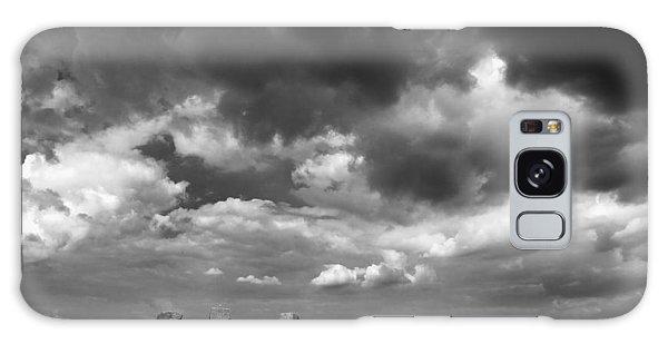 Stonehenge Galaxy Case by Rajiv Chopra