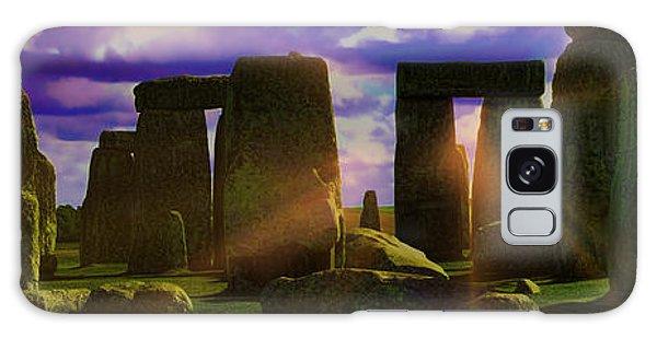 Stonehenge Rays Galaxy Case