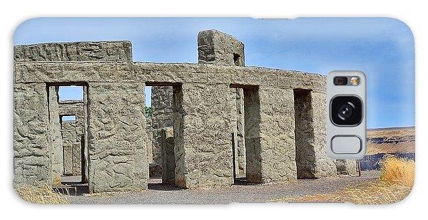 Stonehenge War Memorial Galaxy Case