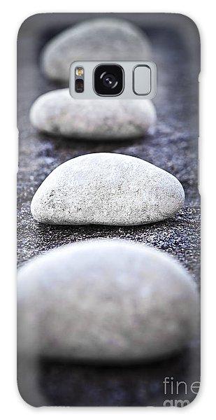 Stone Galaxy Case - Stones by Elena Elisseeva