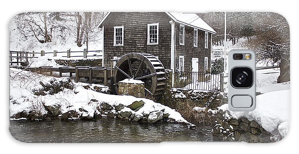 Stony Brook Grist Mill Of Brewster Galaxy Case