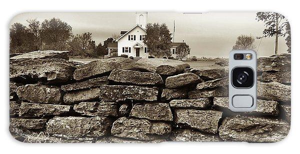 Stony Point Lighthouse Galaxy Case