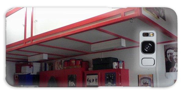 Storage Loft In Studio Galaxy Case