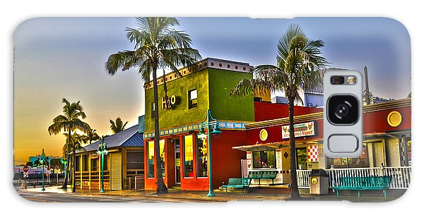 Store On Fort Myers Beach Florida Galaxy Case