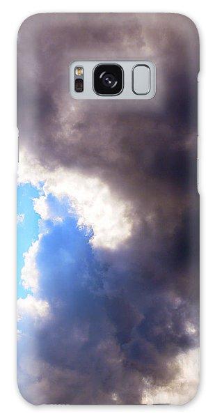 Storm Brewing Galaxy Case by Deborah Fay
