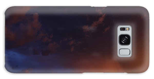 Storm Clouds Over Yorkton IIi Galaxy Case