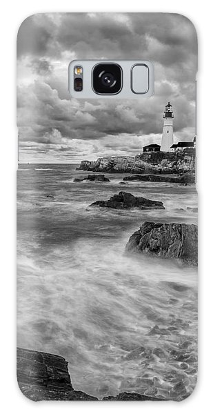 Storm Coming Galaxy Case by Jon Glaser