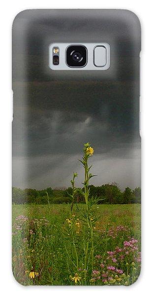 Storm Is Nigh Galaxy Case by Tim Good
