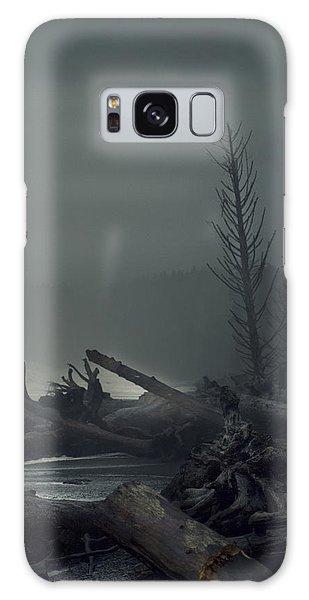 Storm Aftermath Galaxy Case