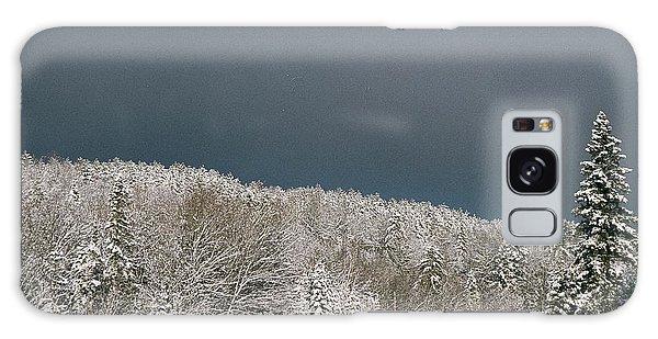 Storm's A'brewin' Galaxy Case by David Porteus