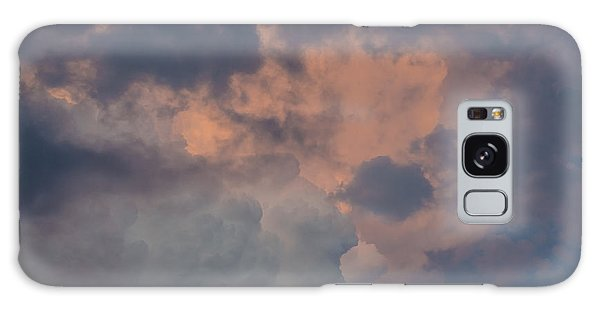 Stormy Clouds Viii Galaxy Case