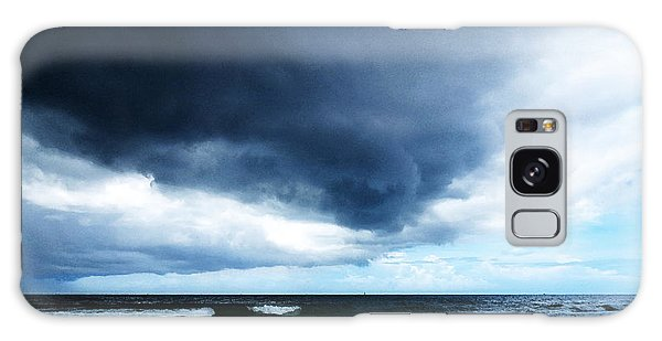 Bradenton Galaxy Case - Stormy - Gray Storm Clouds By Sharon Cummings by Sharon Cummings