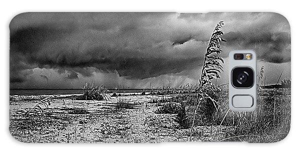 Stormy Seas Galaxy Case by Anne Rodkin