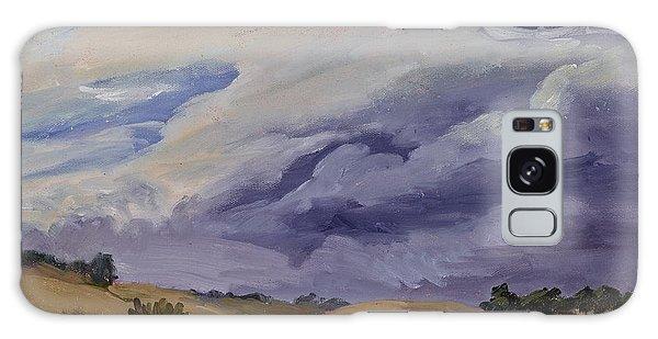 Stormy Skies Galaxy Case