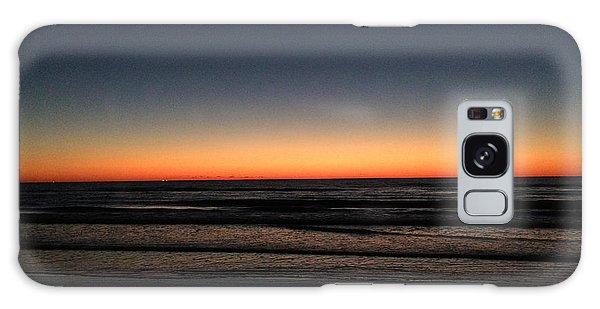 St.pete Sunset 1 Galaxy Case
