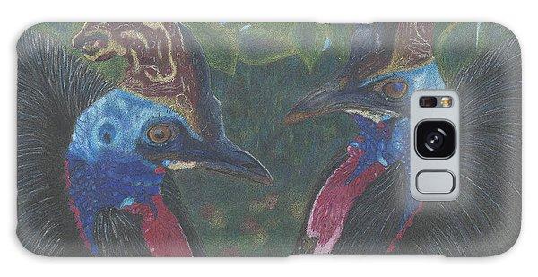 Strange Birds Galaxy Case