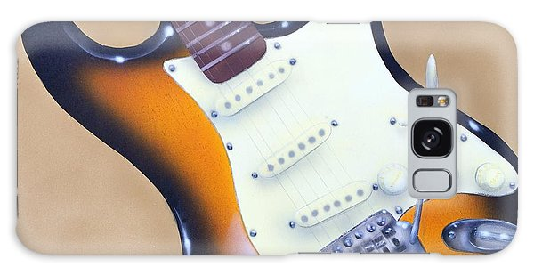 Strat O. Caster Galaxy Case by Chris Fraser