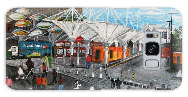 Stratford Bus Station Study 02 Galaxy Case by Mudiama Kammoh