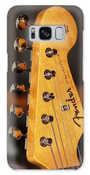 Stratocaster Headstock Galaxy Case