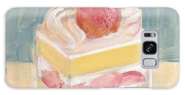 Strawberry Cake Galaxy Case