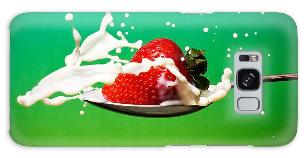 Strawberry Milk Galaxy Case
