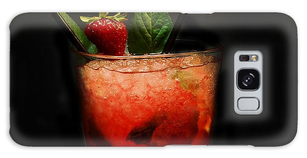 Strawberry Mojito Galaxy Case