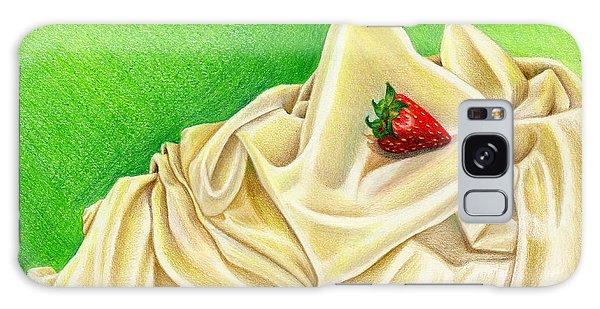 Strawberry Passion Galaxy Case