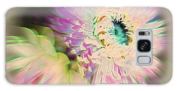 Strawflower Awakening Galaxy Case by Shirley Sirois