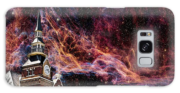 Streamers Galaxy Case