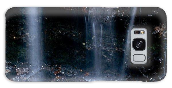 Streams Of Light Galaxy Case by Steven Reed