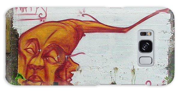 Street Art 4 Galaxy Case