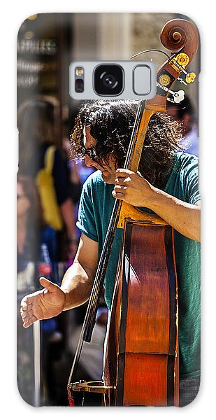 Street Jazz - St. Remy Style Galaxy Case