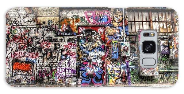 Street Life Galaxy Case
