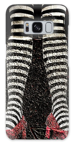 Street Shoes Galaxy Case