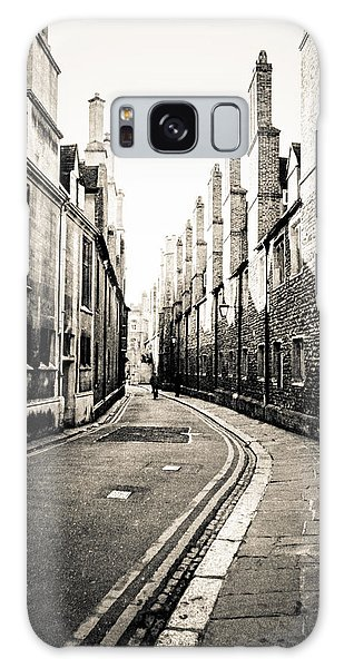 Streets Of Cambridge - For Eugene Atget Galaxy Case