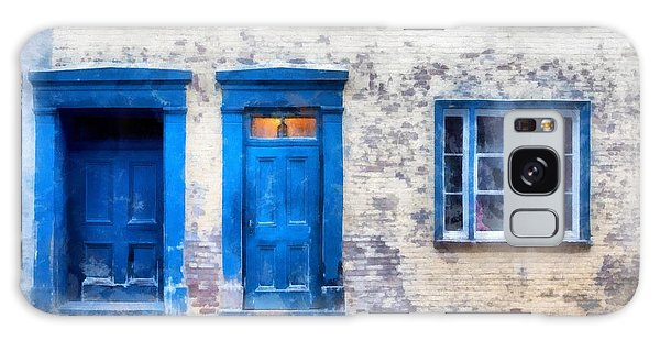 Quebec City Galaxy Case - Streets Of Old Quebec 2 by Edward Fielding