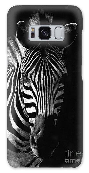 Striped Beauty Galaxy Case