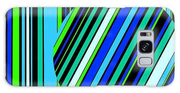 Striped Circle  C2014 Galaxy Case