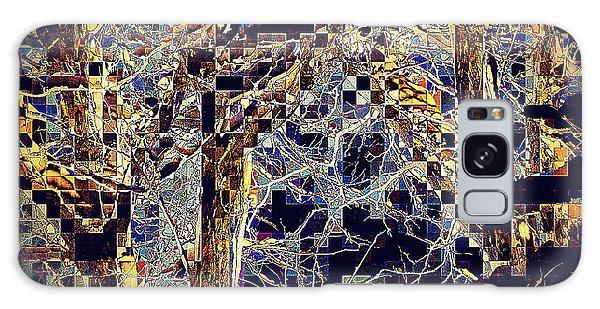 Structure Galaxy Case by Jodie Marie Anne Richardson Traugott          aka jm-ART