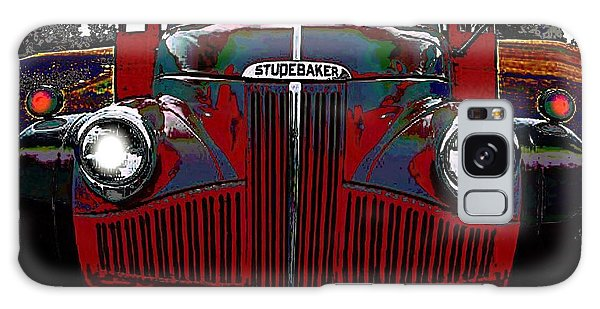 Studebaker Truck Galaxy Case