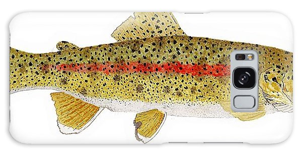 Study Of A Columbia River Erdband Trout Galaxy Case