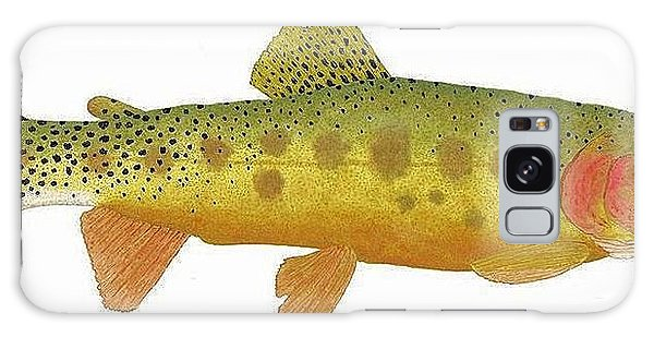 Study Of A Rio Grande Cutthroat Trout Galaxy Case