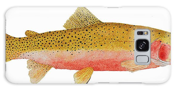 Study Of A Westslope Cutthroat Trout Galaxy Case