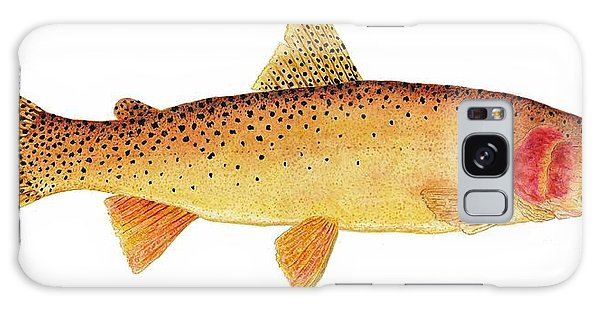 Study Of A Yellowstone Cutthroat Trout Galaxy Case