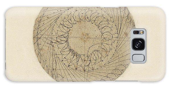 Study Of Water Wheel From Atlantic Codex  Galaxy Case