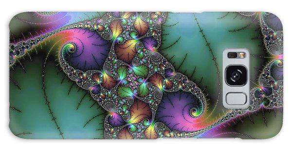 Fractal Design Galaxy Case - Stunning Mandelbrot Fractal by Matthias Hauser