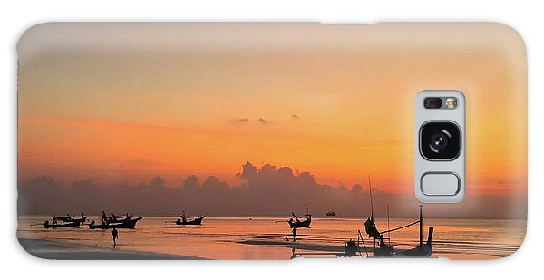 Stunning Views Of Ko Samui Galaxy Case