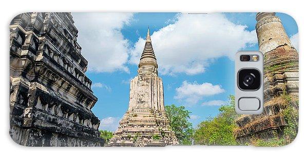 World Religion Galaxy Case - Stupas At Phnom Oudong, Kandal by Jason Langley