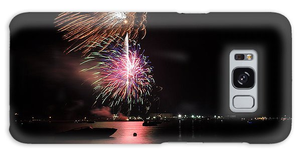 Sturgeon Bay Fireworks Galaxy Case